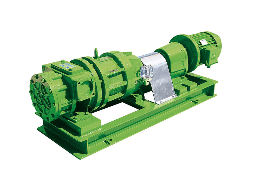 Piston Positive Displacement pumps magnetic drive pumps